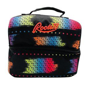 Roots Multicolour Print Insulated Lunch Bag